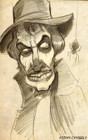 Vincent Price in MADHOUSE by DadaHyena