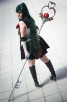 Sailor Moon- Sailor Pluto. by seriouslyblondie
