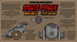 DR- Trent: Brute force Chariot by Slawton
