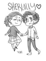 A Little Bit of Sherlolly by realmendrinktea