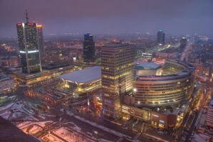 Warsaw, 16 February 2013 by mysterious-one