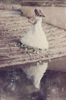 Wedding dress by AnnaVerre