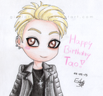 Happy Tao Day! by GiuliaRiotti