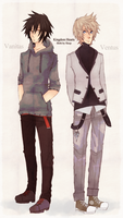 Vanitas.Ventus: Casual Clothes by ruuari