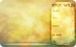 Spirit Wilds APP by Fainalotea