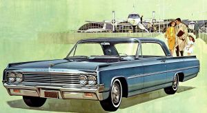 After the age of chrome and fins: 1963 oldsmobile by Peterhoff3
