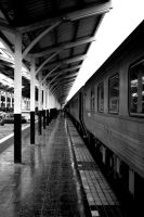 Station Chiang Mai by Stephanie4