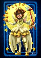 Art Trade: Cardcaptor Sakura by ZLynn