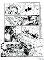 Red Sonja Sample n.2 by toolth-ech