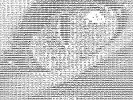 ASCII the chaser is watching by metatrons