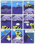 01.The adventure of HoHorang by mustoon
