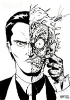 Two-Face by Andre-VAZ