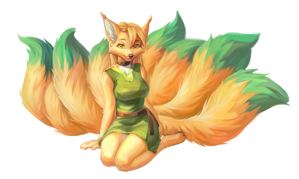 Aeya by Teumes