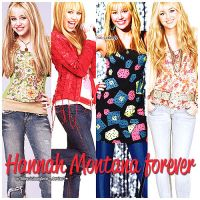 + hannah montana forever by withmusicinmyheart