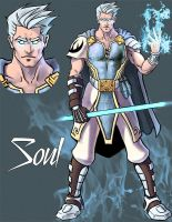 Soul by MauGee13