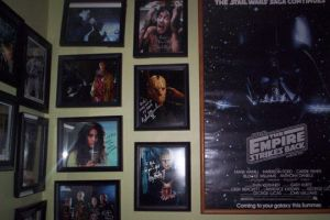 Asst Autograghs From Man Cave by MonsterInk