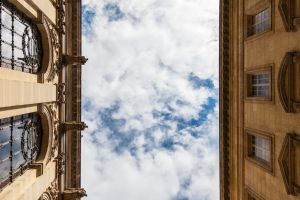 Clouds at Versailles by DevastationStudios
