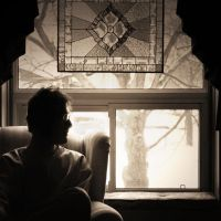 Nevermind the Window by JilliD