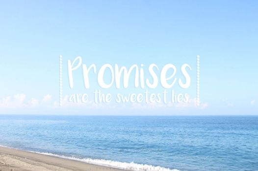 Promises by L-Edogawa
