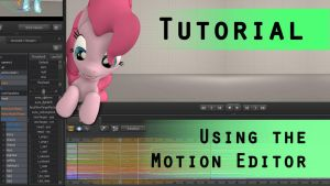 SFM Tutorial: Using the Motion Editor by argodaemon