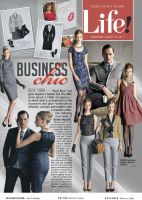 business chic by sercor