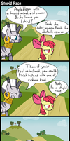 Stupid Race by MrBastoff