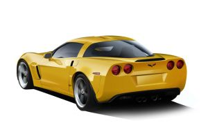 Z06 Corvette by GoodrichDesign