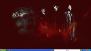 spn season 5 wallpaper by kasienka-nikki