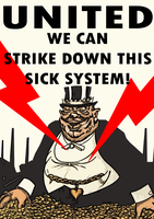 Strike Down Capital by Party9999999
