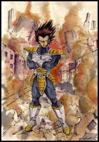 Vegeta by FASSLAYER