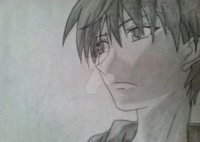 Kyo Sohma. by VAL0VE