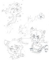 Mossy Tiechi Scarlet roleplay?  by Kittychan2005