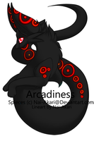 CHEAP Arcardiness Point Adoptable - CLOSED- by kim102