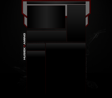 YT Layout for Husiek by Kenin140