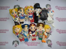 banpresto season 1 complete by prinsesaian