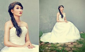 Yana's Bridal 1 by ernest-art
