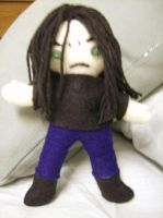 Nathan Explosion Doll by Rolii