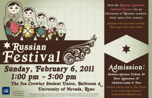 Russian Festival by caitlinajohnson