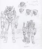 Pacific Rim - Lead Valkyrie - Thumbnails by HJTHX1138