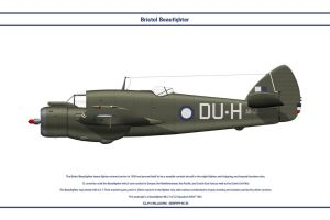 Beaufighter Australia 3 by WS-Clave