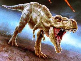 The Last Roar by hinxlinx