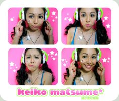 keiko matsume never gives up by ilovegravy