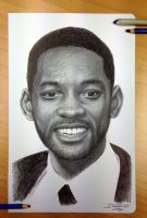 Will Smith by AtomiccircuS