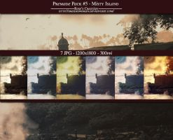 Premade Pack - Misty Island by dreamswoman