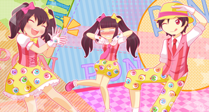 :Gift: Every Day PON - Every Time is PON by CrisUchiha