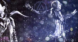Linkin Park wallpaper by NeoRock096