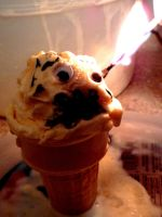 :(     Ice cream horror by evangeline40003