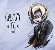 Lucy by Grumpy-TG