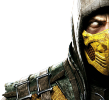 Mortal Kombat X - Scorpion by Theomeganerd