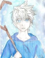 Jack Frost by hiikarinn